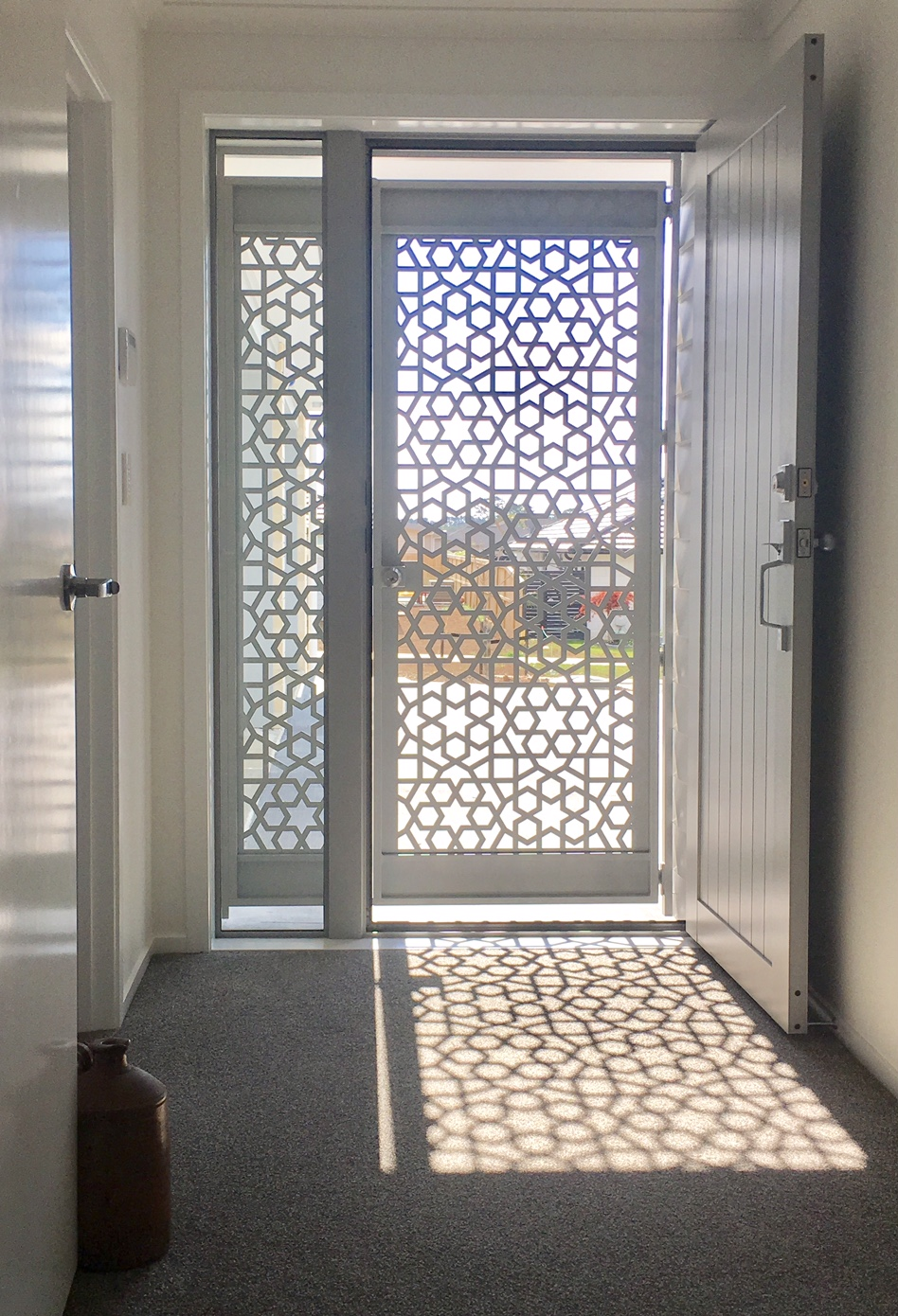Laser Cut Marrakesh